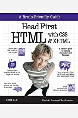 Head First Html With CSS & XHTML Paperback