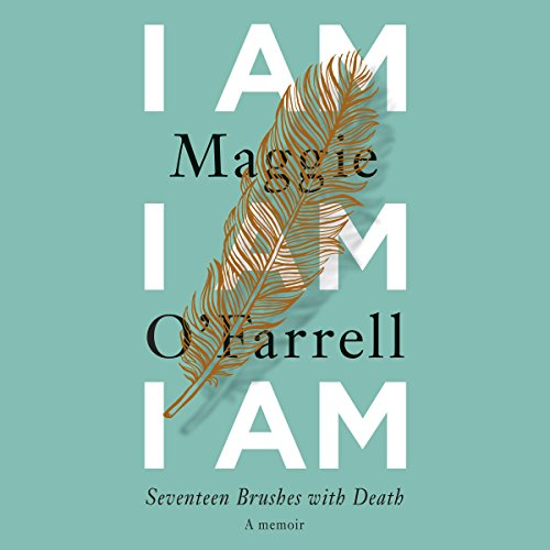 I Am, I Am, I Am audiobook cover art