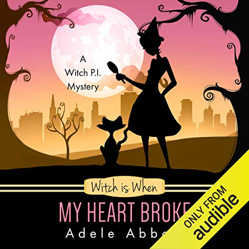 Couverture de Witch is When My Heart Broke (A Witch P.I. Mystery) (Volume 9)