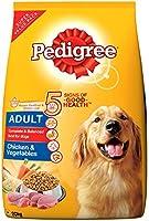 Pedigree Adult Dry Dog Food, Chicken & Vegetables, 20kg Pack
