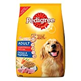 Complete & balanced dog food, a perfect food for adult dogs Contains 20% crude Protein, 10% crude Fat, and 5% crude Fibre Provides strong muscles, bones & teeth and healthier & shinier coat dog food that also promotes Digestive Health and supports Na...