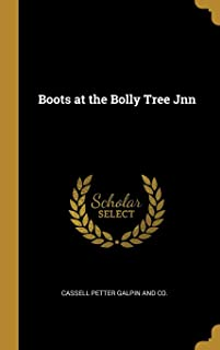 Boots at the Bolly Tree Jnn