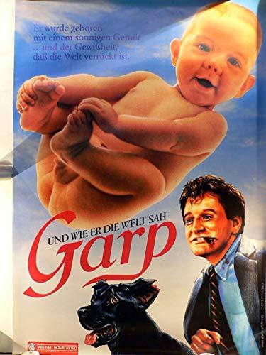 Garp oder wie er die Welt sah - Robin Williams - Videoposter A1 84x60cm gerollt