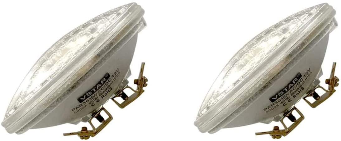 VSTAR PAR36 LED Bulb Oakland Mall 15W 2000LM Inexpensive Lenses Daylight with 5000K High