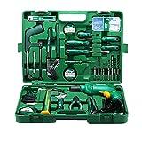 HWSDMW Home Werkzeuge Set Präzisionswerkzeug Wit Elektrische Drillkombination Set Wartung und Dekoration Hardware Haushalt Power Tools