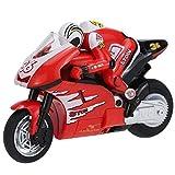 Nrpfell Creat Moto RC Motocicleta EléCtrica De Alta Velocidad Nitro Control Remoto Recarga De Coche 2.4 GHz Racing Moto De Ni?o Juguete De Regalo