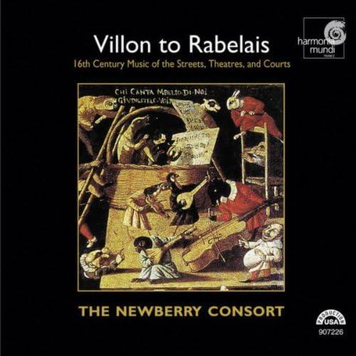 The Newberry Consort, Mary Springfels, Drew Minter, William Hite & Tom Zajac