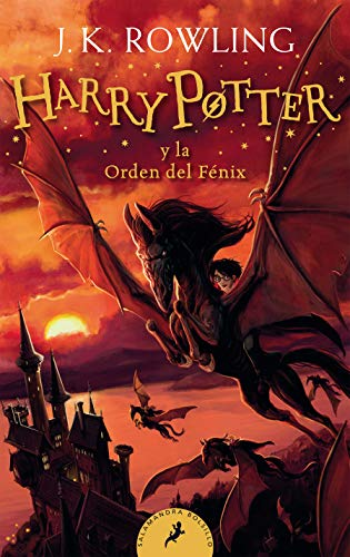 Harry Potter Y La Orden del Fénix (Harry Potter 5) / Harry Potter and the Orden of the Phönix