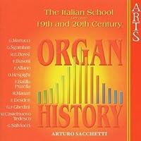 Organ History by ARTURO SACCHETTI (2003-11-25)