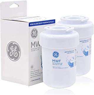 Sponsored Ad - MWF Water Filter Replacement For GE Refrigerator Smartwater MWF,MWFINT,MWFP,GWF,GWFA, 46-9991 (2 pack)