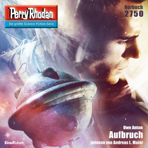 Aufbruch audiobook cover art