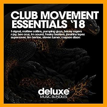 Club Movement '18