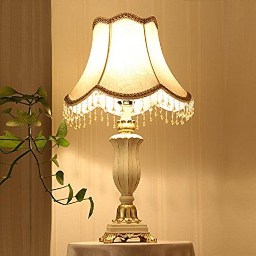 Bonne chose lampe de table Lampe de table européenne - Style Moderne Minimaliste créative Chambre à la mode Lumière chaude Lampes de chevet chaud