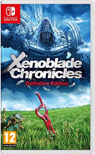 Xenoblade Chronicles : Définitive Éditi