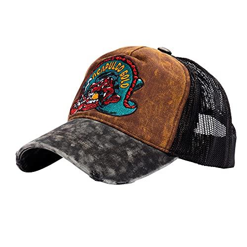 King Kerosin Acapulco Gold Trucker berretto