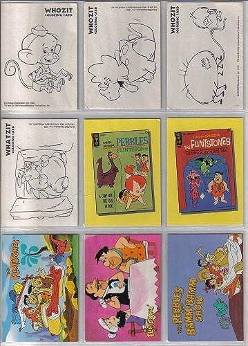 tienda de descuento Flintstones Trading Cards Cards Cards 1993 Cardz by Cardz Distribution, Inc.  nueva marca