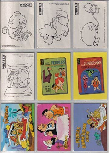 de moda Flintstones Trading Cards Cards Cards 1993 Cardz by Cardz Distribution, Inc.  selección larga