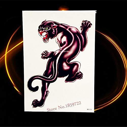 tzxdbh 5Pcs-Fox Design Tattoo Wasserdicht Arm Brust Aufkleber Tattoo Aufkleber Männer Frauen Körper Zurück Kunst Tattoo Sleeve Hhb683-In Tattoos Ab G Hhb213