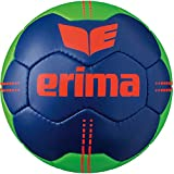Erima Pure Grip N° 3 Handball Jeunesse Unisexe, New Navy/Green, 0