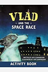 Vlad and the Space Race Activity Book (A Flea in History) Paperback