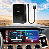 ATOTO Wireless CarPlay Adapter - Wireless CarPlay Dongle Convert Wired to Wireless-Compatible with Selected ATOTO Head-Units SA102 Starter/ F7 / A6 Performance/ A6 KarLink AD3WCP-P
