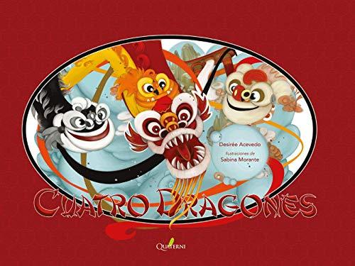 Cuatro Dragones (QUATERNI ILUSTRADOS)