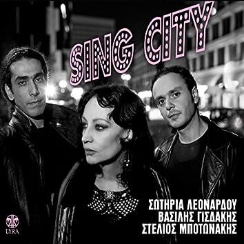 Sing City (Live)