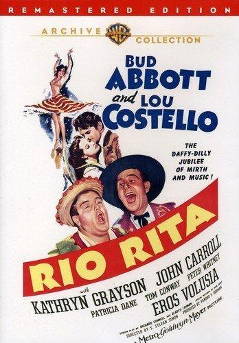 Rio Rita [Edizione: Stati Uniti] [Reino Unido] [DVD]