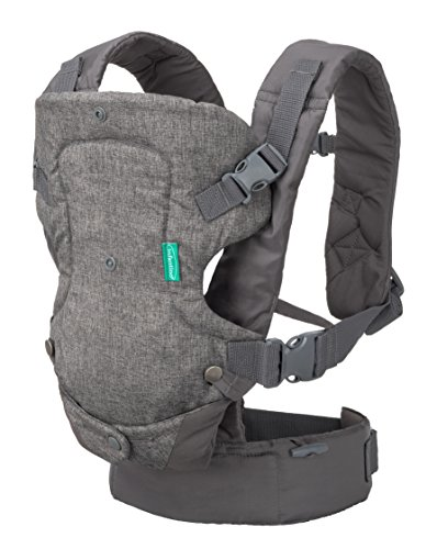 Infantino Flip Advanced 4-in-1 Carrier - Ergonomic,...