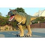 全長8m超!ティラノサウルス T-REX 超巨大造形物(恐竜等身大フィギュア)