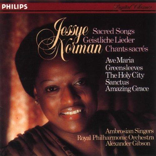 Jessye Norman - Sacred Songs ~ Ave Maria, Amazing Grace, etc..