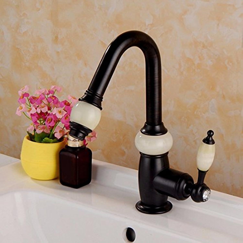 NewBorn Faucet Wasserhhne Warmes und Kaltes Wasser groe Qualitt 360 Grad schwenkbare Waschbecken Einzigen Griff Einzelne Bohrung Kalt und Hot-Water Leitungswasser