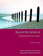 Beyond the Sentence: Introducing Discourse Analysis (Methodology)