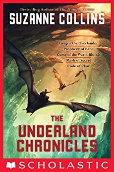 Gregor the Overlander Collection: Books 1-5 (Underland Chronicles, The) by [Suzanne Collins]