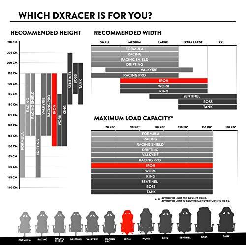 DXRacer Iron Series I11-NG Bild 5*