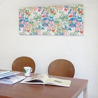 ファブリックパネル ボラスコットン/boras cotton DJURTRAD GARD(ユートラッドゴッド) 1200×500mm