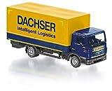 Siku 7428 - Fahrzeug - Pritschen-Lastkraftswagen (MAN TGL) -