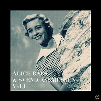 Alice Babs & Svend Asmussen, Vol. 1