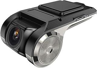 figatia Câmera DVR 150 ° para Carro Full HD 1080P Gravador de Direção G-Sensor Dashcam