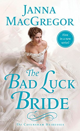 book cover of The Bad Luck Bride