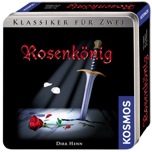 Kosmos 6911270 Rosenkönig - Metallbox