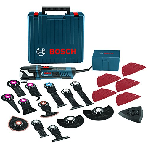 Best Price! Bosch GOP55-36C2 StarlockMax Oscillating Multi-Tool Kit