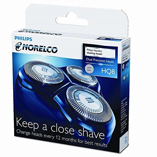 testine rasoio philips hq8 Philips HQ8 Sistema Precision Cutting Testine di rasatura