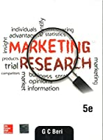 Marketing Research, 5th Edition Front Cover
