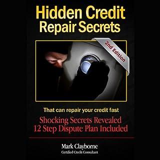 Hidden Credit Repair Secrets cover art