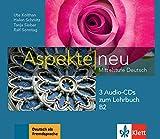 Aspekte neu b2, cd del libro del alumno: Audio-CDs zum Lehrbuch B2 (2)