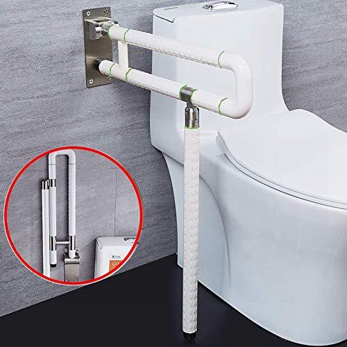Asidero de seguridad plegable para inodoro