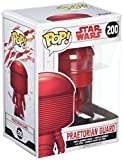 Star Wars - Figuara de Vinilo: Pop! Bobble E8 TLJ: Pratorian Guard