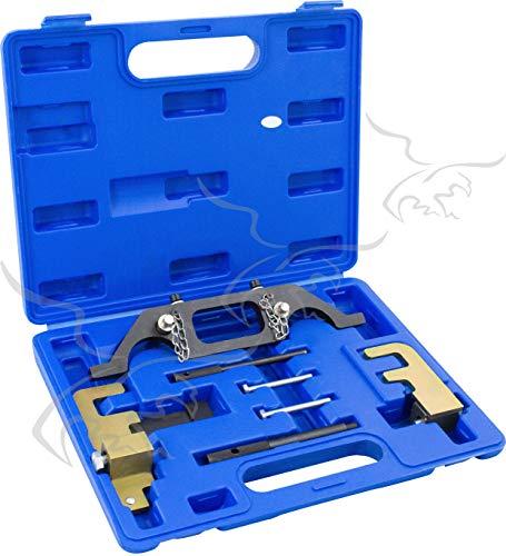 Kit calado de distribuciones compatible con Renault Espace, Nissan, Opel y Dacia 1.5, 1.9, 2.2 y 2.5 DCI DTI. Puesta a punto motor
