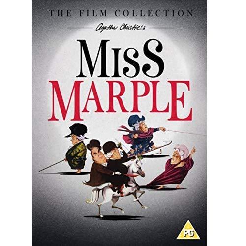Agatha Christie's Miss Marple Collection, Murder she Said / Murder Ahoy / Murder At The Gallop / Murder Most Foul (4 Discos) [Reino Unido] [DVD]